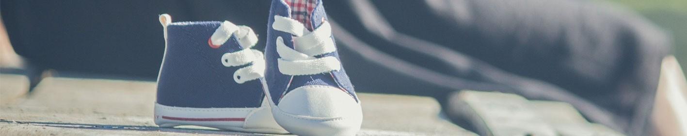 Chaussons Naissance Sneakers Garçons