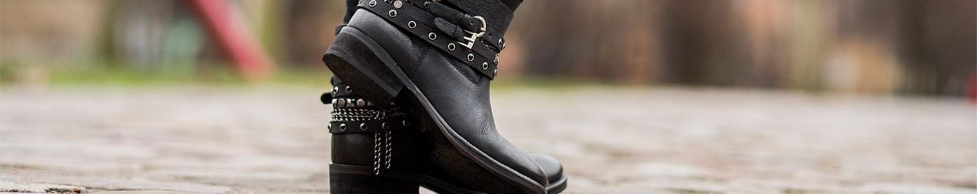 Bottes femme, bottes cuir et chaussures après ski