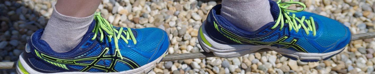 Chaussures sport running homme, chaussure Mizuno