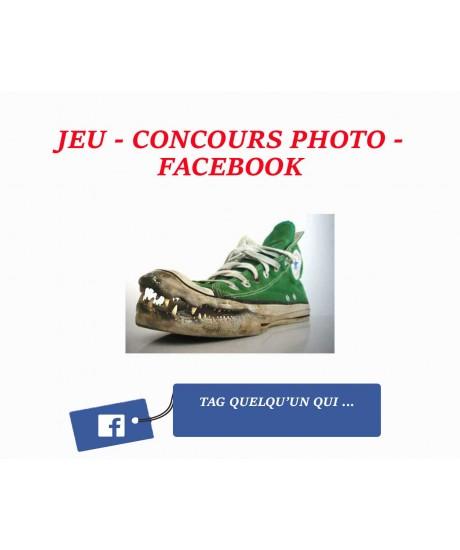 Envie d'une nouvelle paire de chaussures ? Jeu Facebook