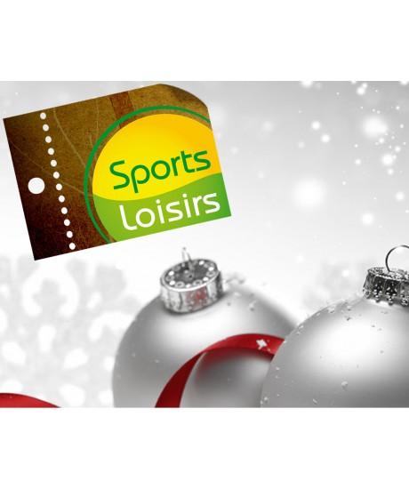 Sports Loisirs en mode Père Noël