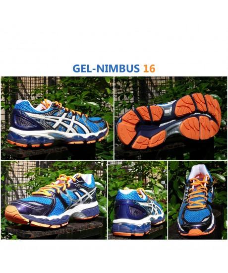 Asics Gel Nimbus 16 – Asics au top du running