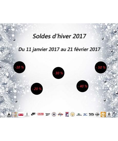Tout savoir sur les SOLDES D'HIVER 2017 chez Sports Loisirs !