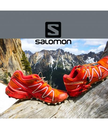 Les technologies running-marche SALOMON