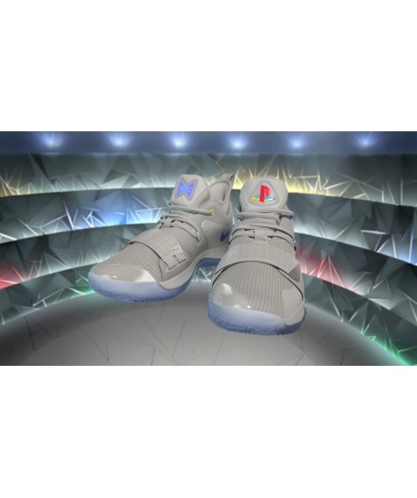 Des chaussures Sony pour gamer
