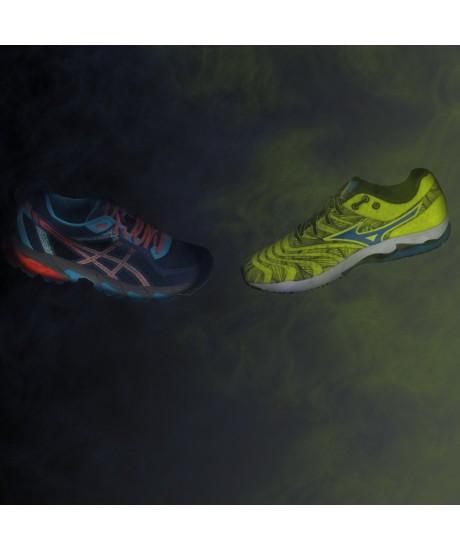 Asics vs Mizuno : Duel de running !